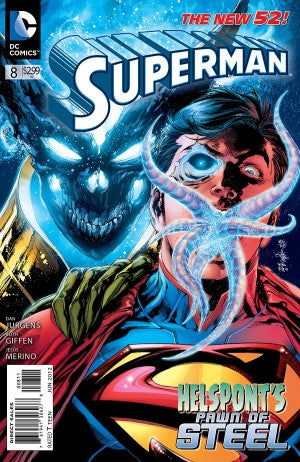 Superman (The New 52) #08