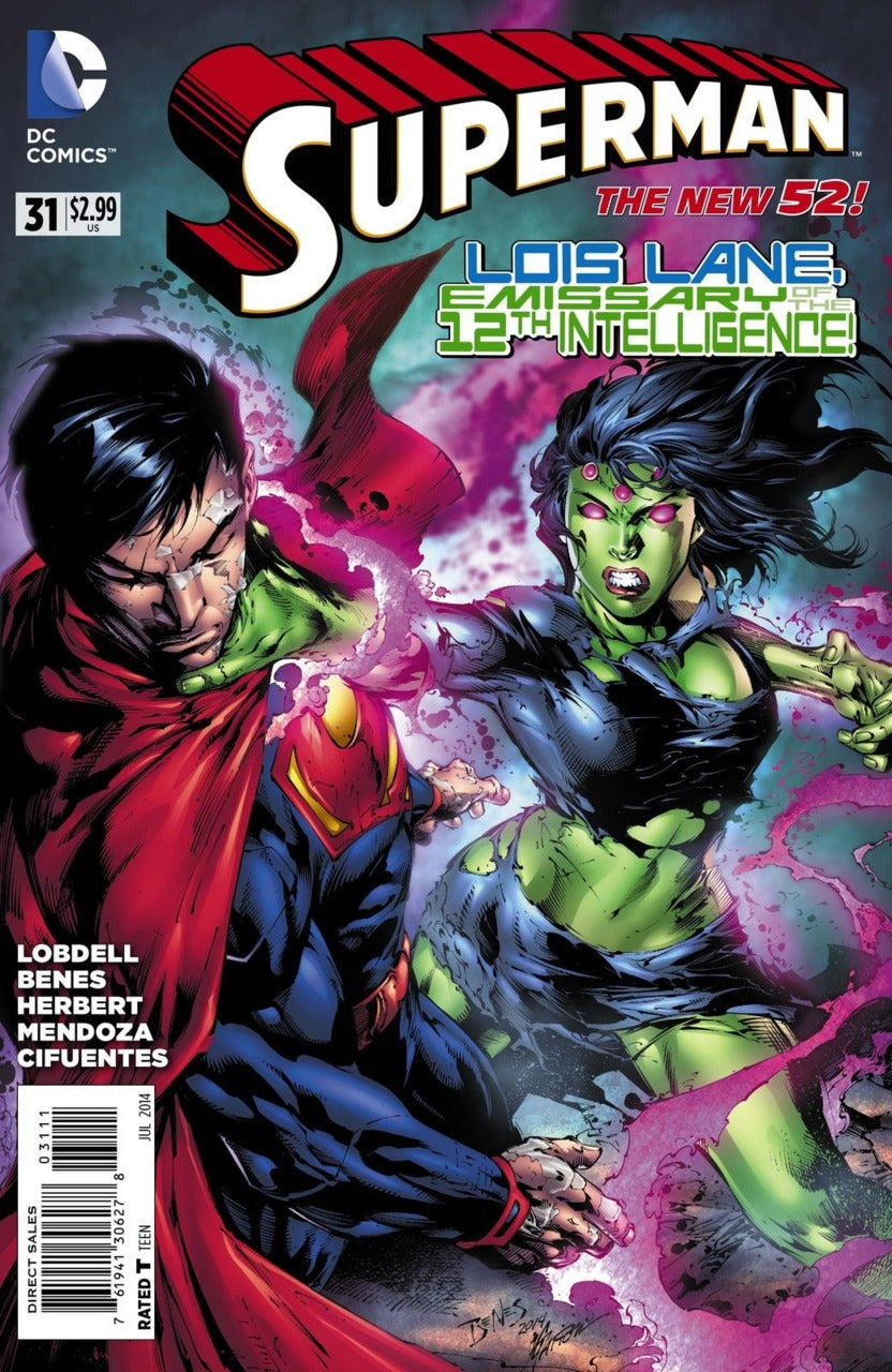 Superman (The New 52) #31