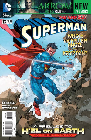 Superman (The New 52) #13