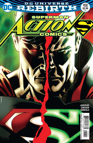 Action Comics (DC Universe Rebirth) #958 Variant