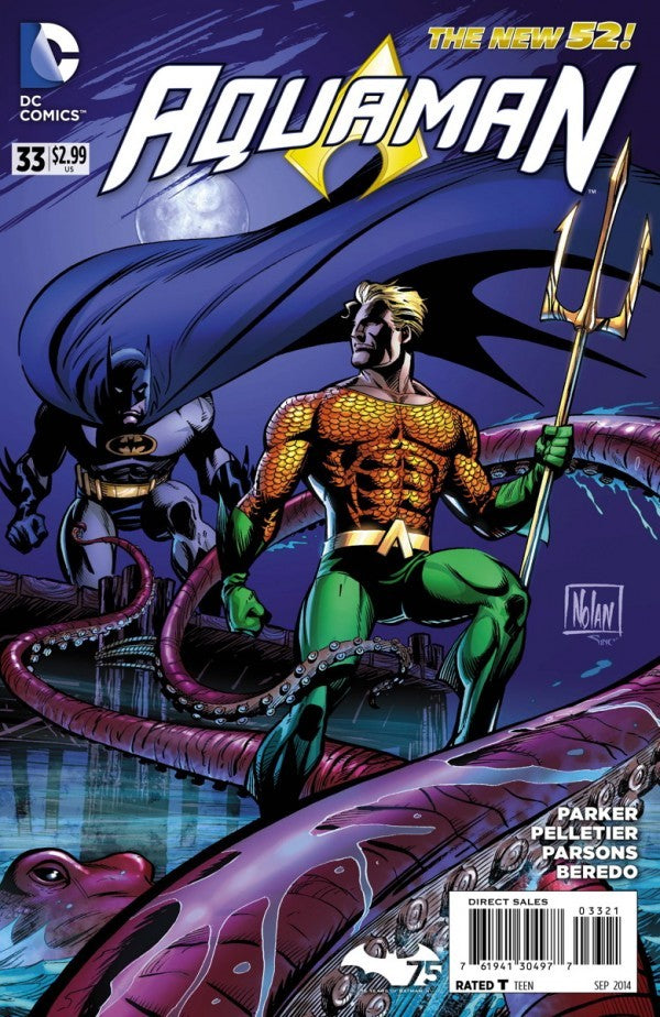 Aquaman (The New 52) #33 Variant