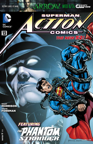 Action Comics (The New 52) #13 Variant