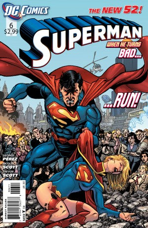 Superman (The New 52) #06