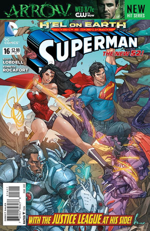 Superman (The New 52) #16