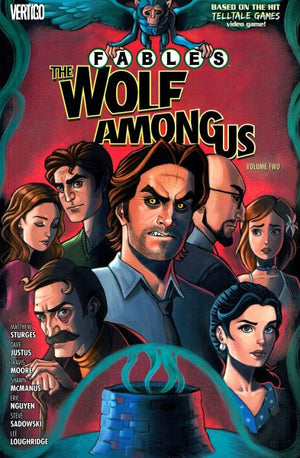 Fables: The Wolf Among Us Volume 2