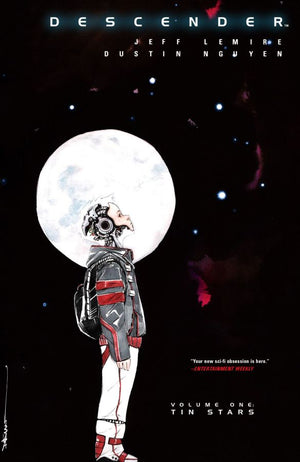 Descender (2015) Volume 1: Tin Stars