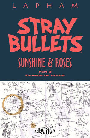 Stray Bullets: Sunshine and Roses Volume 2 - Change of Plans