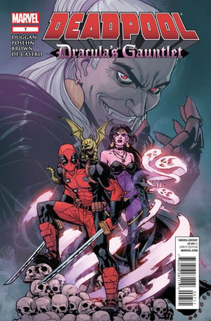 Deadpool: Dracula's Gauntlet (2014) #7 (of 7)