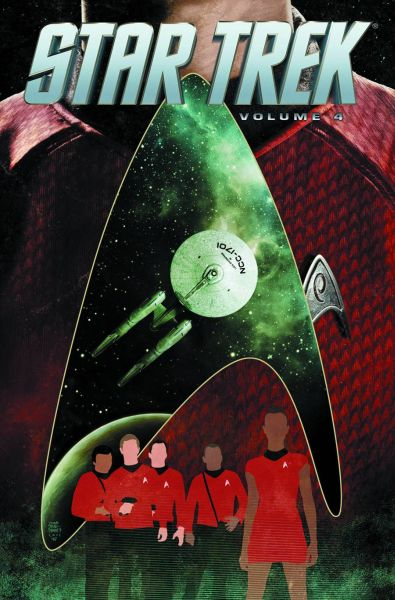 Star Trek (2011) Volume 04