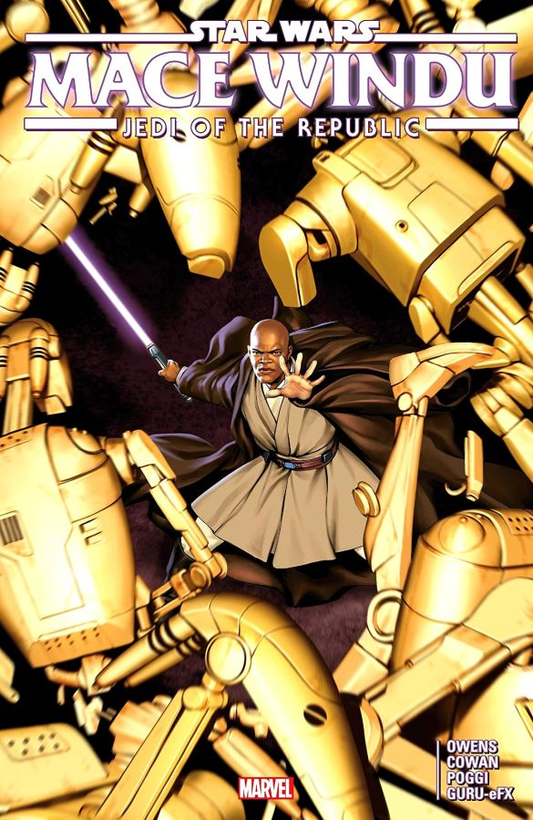 Star Wars: Jedi of the Republic - Mace Windu