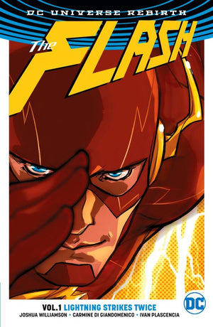 Flash (DC Universe Rebirth) Volume 1: Lighting Strikes Twice