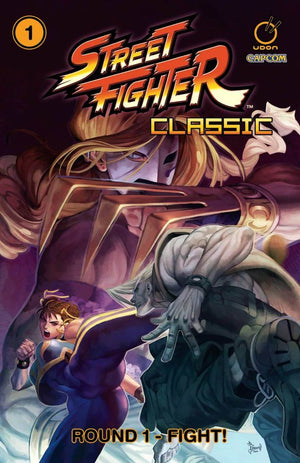 Street Fighter Classic Volume 1
