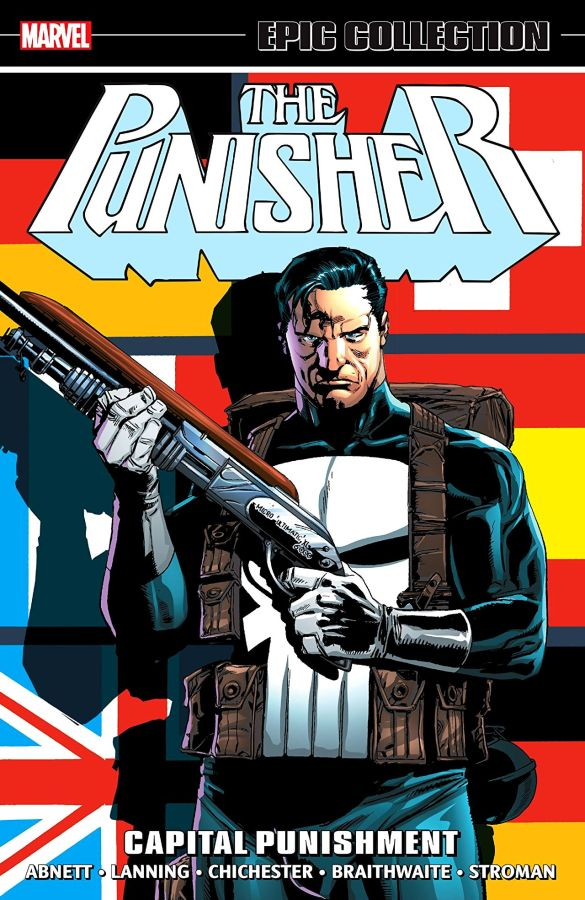 Punisher: Capital Punishment (Epic Collection)