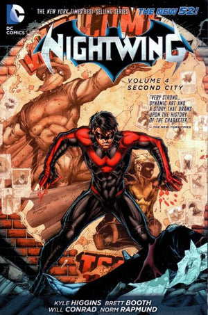 Nightwing (The New 52) Volume 4: Second City