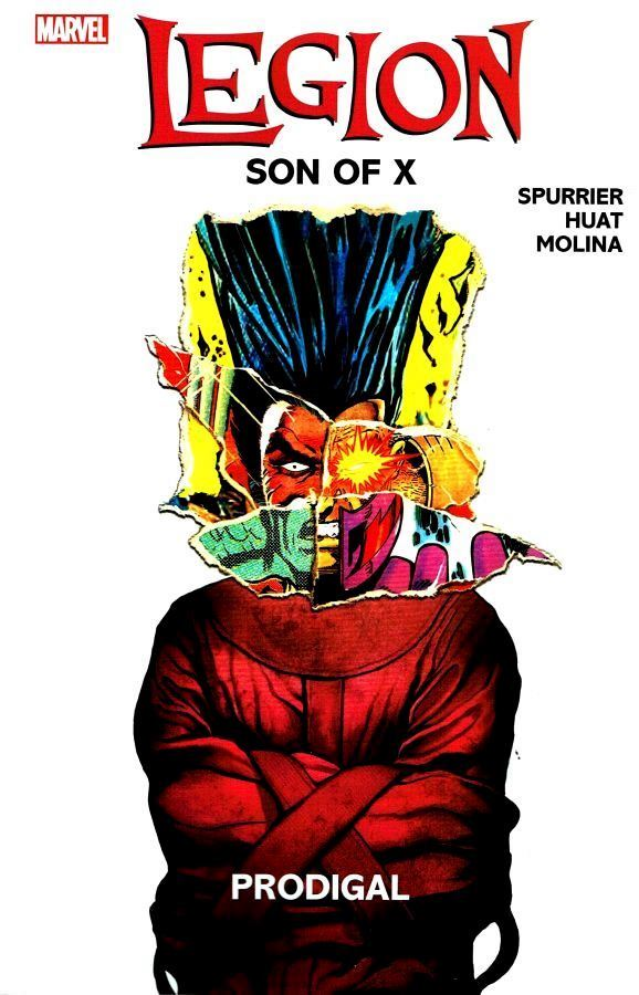 Legion - Son of X (2012) Volume 1: Prodigal