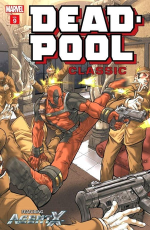 Deadpool Classic Volume 09