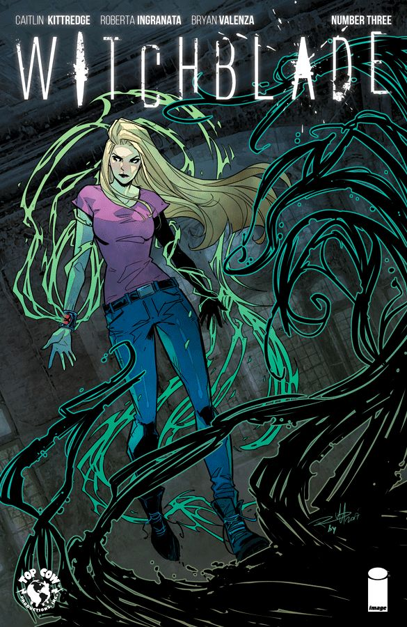 Witchblade (2017) #03