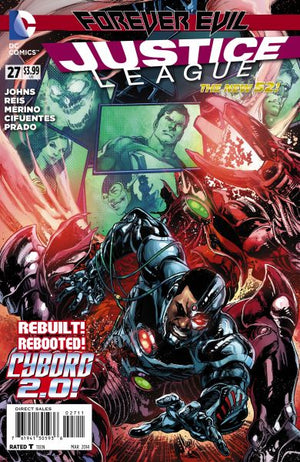 Justice League (The New 52) #27