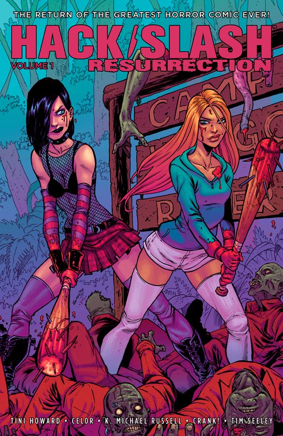 Hack / Slash: Resurrection Volume 1