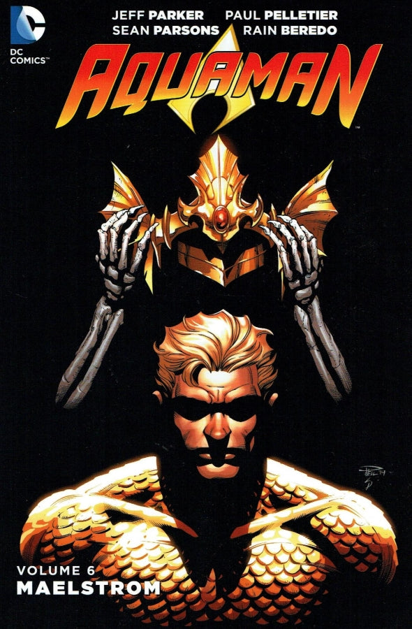 Aquaman (The New 52) Volume 6: Maelstrom