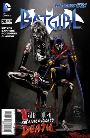 Batgirl (The New 52) #20