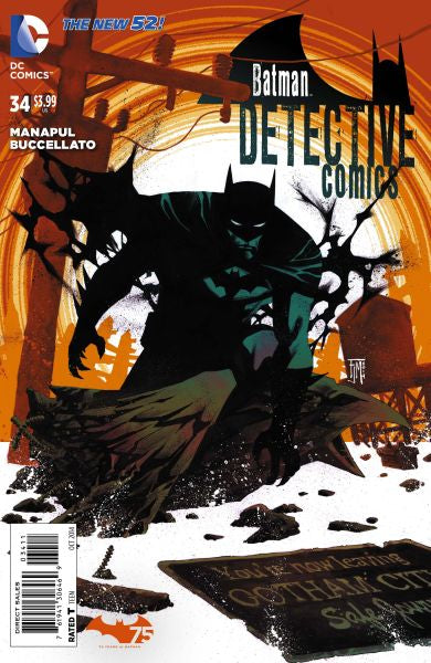 Detective Comics (The New 52) #34