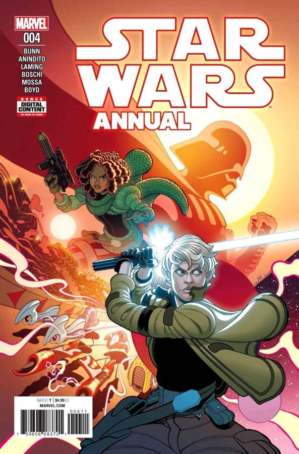 Star Wars (2015) Annual #4