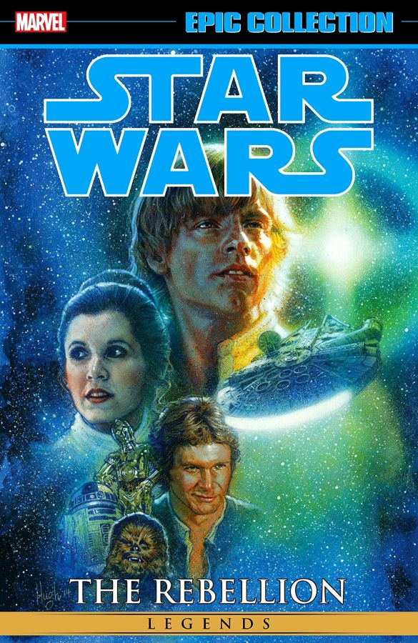 Star Wars Legends: The Rebellion Volume 2 (Epic Collection)