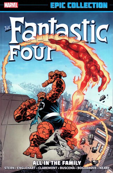 Fantastic Four All in the