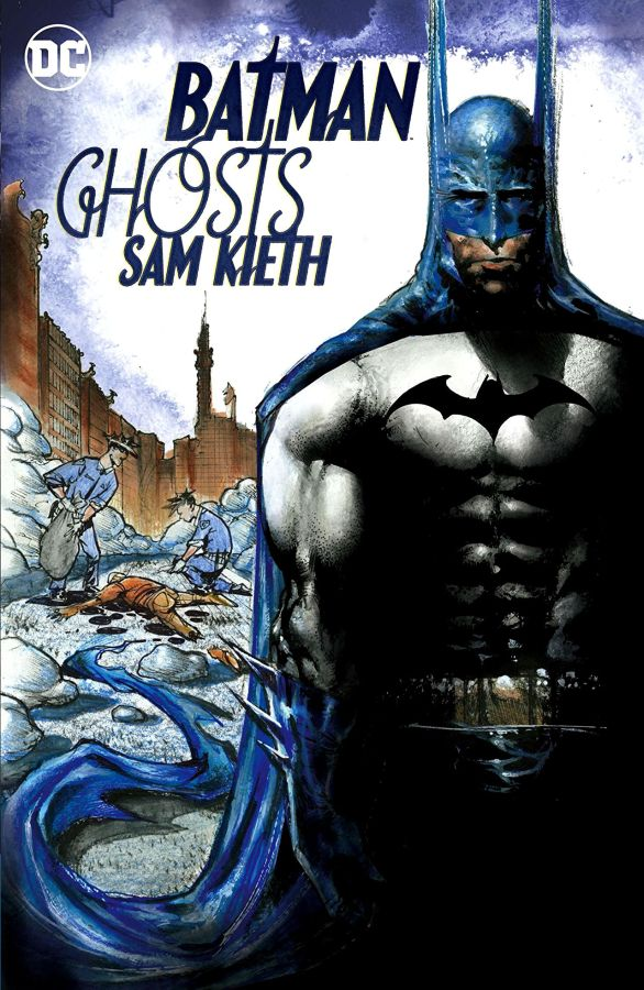 Batman: Ghosts