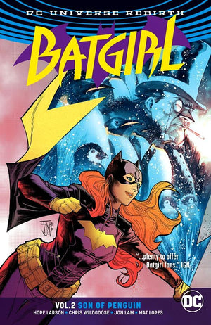 Batgirl (DC Universe Rebirth) Volume 2: Son of Penguin