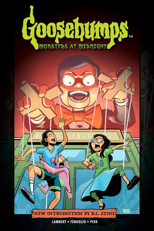 Goosebumps: Monsters at Midnight HC