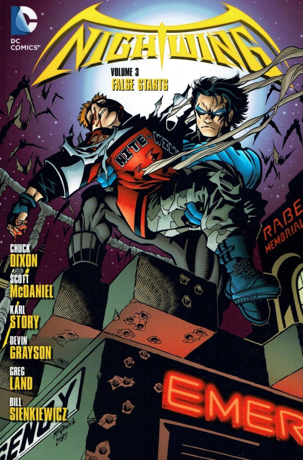Nightwing (1996) Volume 3: False Starts
