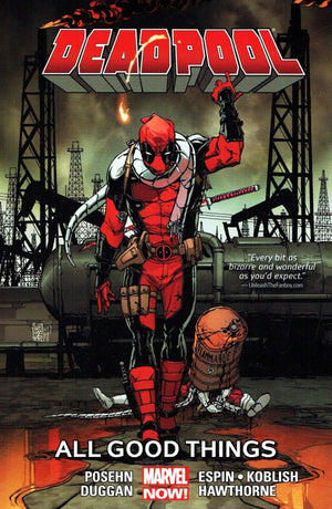 Deadpool (2012) Volume 8: All Good Things
