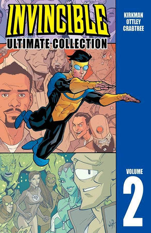 Invincible - Ultimate Collection Volume 02 HC