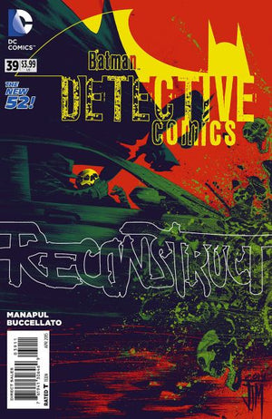 Detective Comics (The New 52) #39