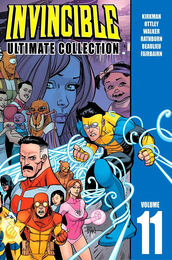 Invincible - Ultimate Collection Volume 11 HC