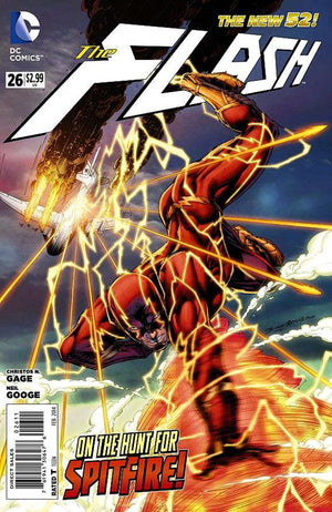 Flash (The New 52) #26
