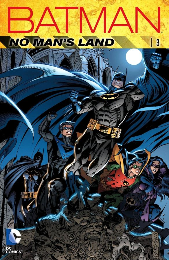 Batman: No Man's Land Volume 3