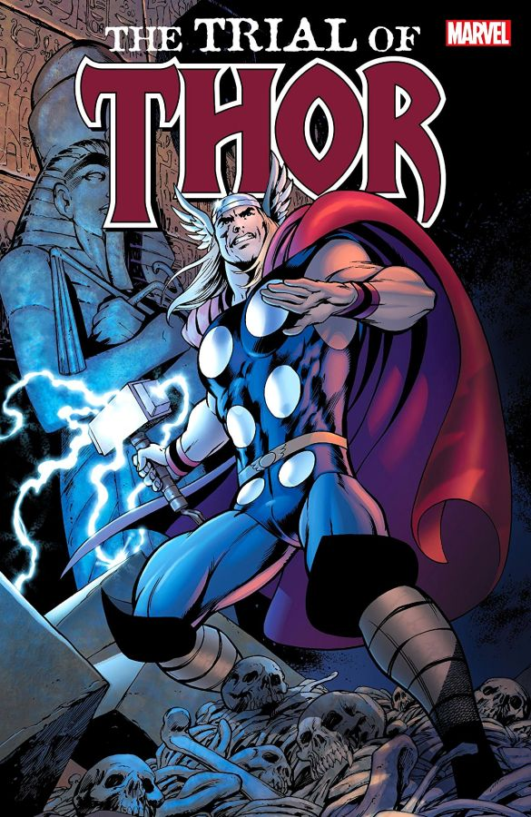 Thor The Trial of Thor