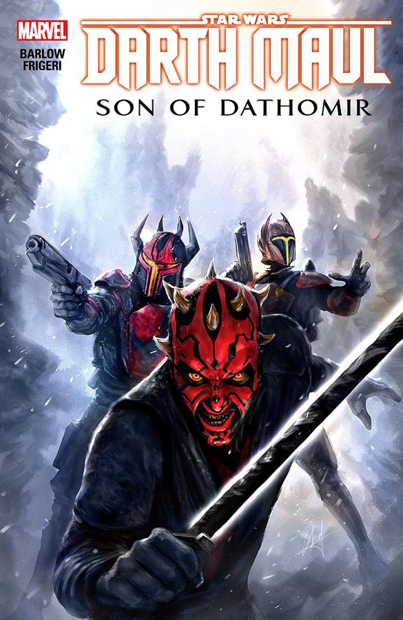 Star Wars - Darth Maul: Son of Dathomir (2014)