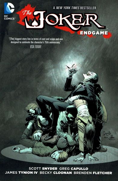 Joker (The New 52): Endgame