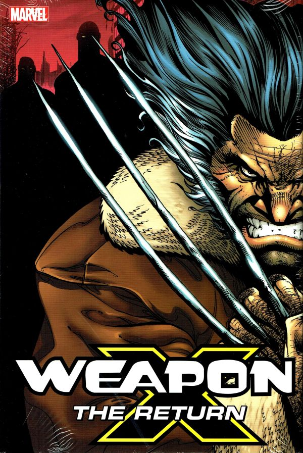 Weapon X: The Return Omnibus HC