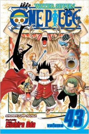 One Piece Volume 43