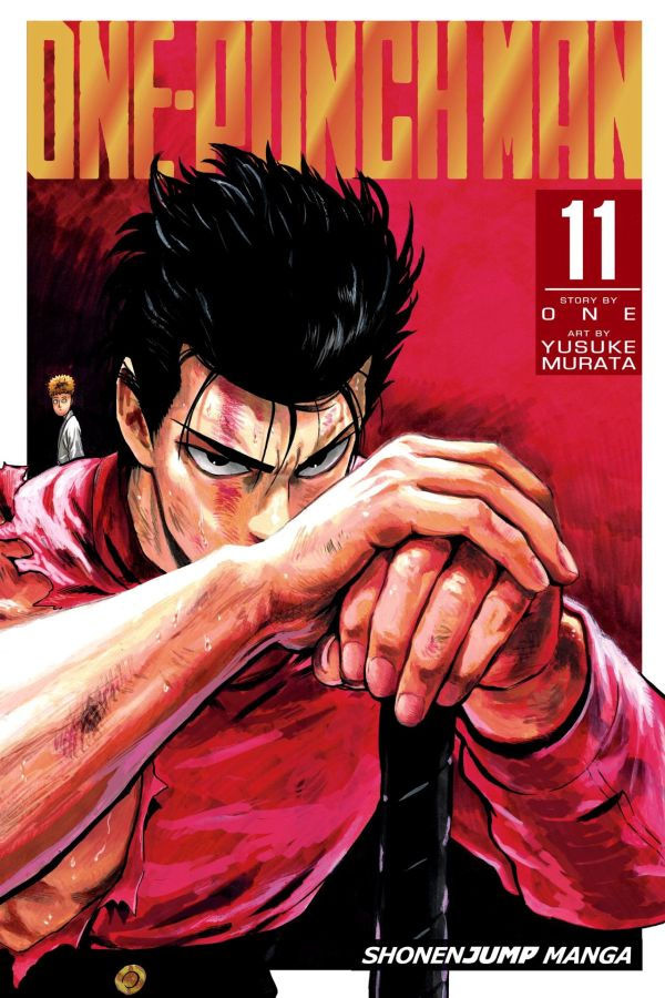 One-Punch Man Volume 11
