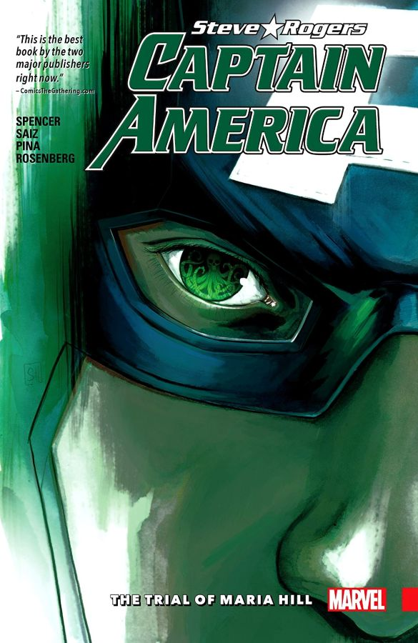 Captain America - Steve Rogers Volume 2: The Trial of Maria Hill