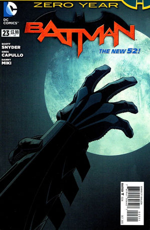 Batman (The New 52) #23