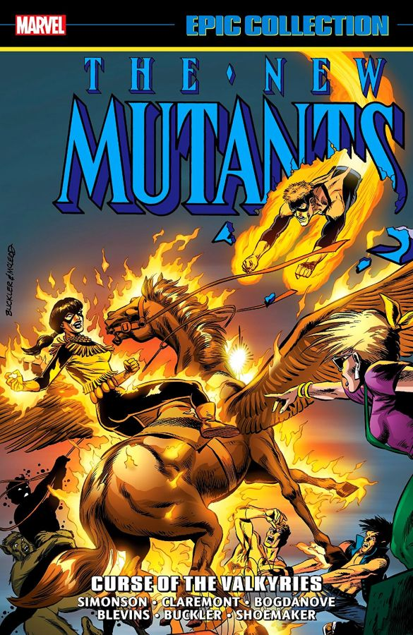 New Mutants: Curse of the Valkyries (Epic Collection)