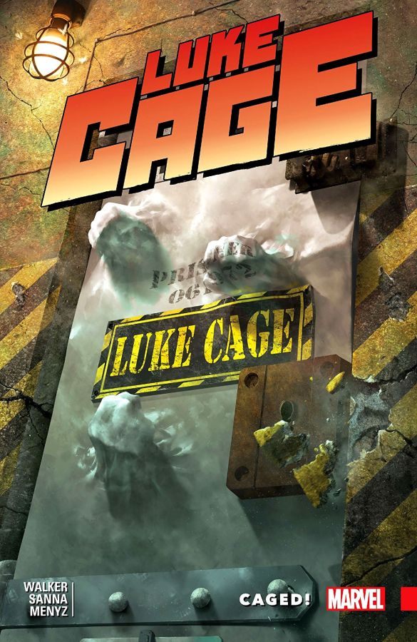 Luke Cage (2017) Volume 2: Caged