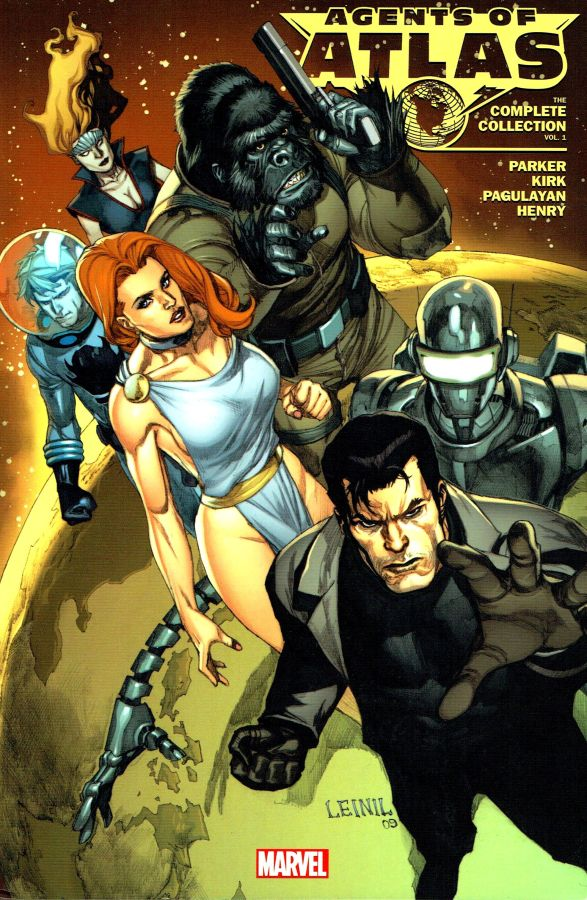 Agents of Atlas - The Complete Collection Volume 1